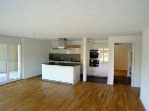 Küche Wohnung Nr. 1