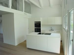 Küche Wohnung Nr. 8